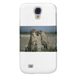 cheetahs galaxy s4 cover