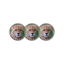 Cheetahs Golf Ball Marker