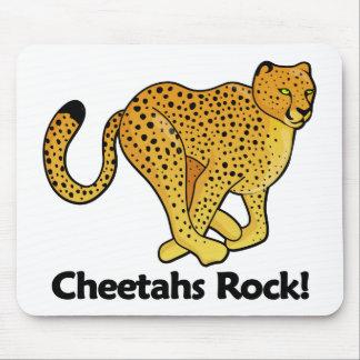 Cheetahs Rock! Mouse Pad