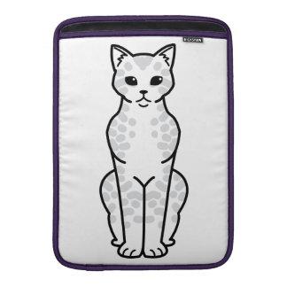 Cheetoh Cat Cartoon MacBook Sleeve