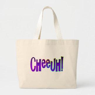 CHEEUH! TOTE BAGS
