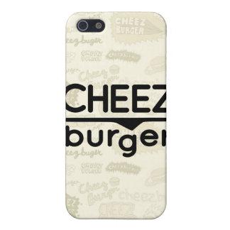 Cheezburger Logo (black) iPhone 5/5S Cases