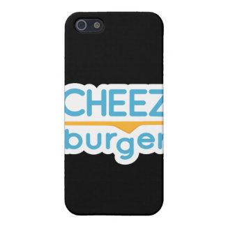 Cheezburger Logo (color) iPhone 5/5S Cover