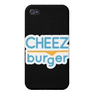 Cheezburger Logo (color) iPhone 4/4S Cases