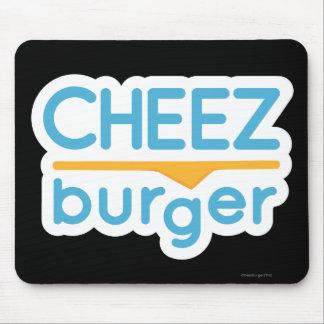 Cheezburger Logo (color) Mouse Pad