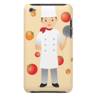 Chef 2 barely there iPod cover