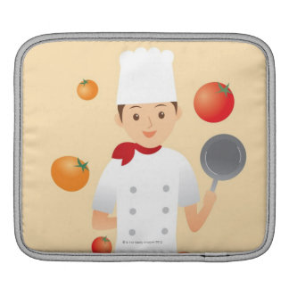 Chef 2 sleeve for iPads