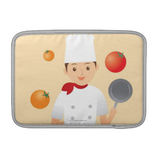 Chef 2 sleeves for MacBook air