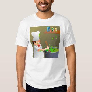 Chef at Work Tee Shirt