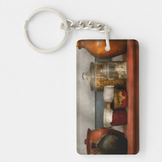 Chef - Aunt Bessie's mantle Double-Sided Rectangular Acrylic Keychain