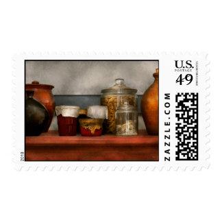 Chef - Aunt Bessie's mantle Stamps