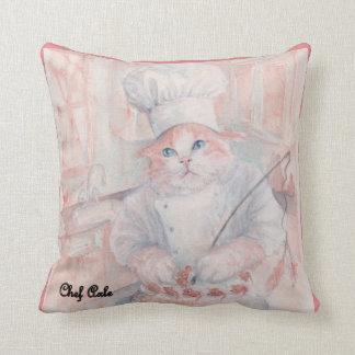 Chef Axle throw pillow