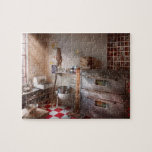 Chef - Baker - The bread oven Jigsaw Puzzles