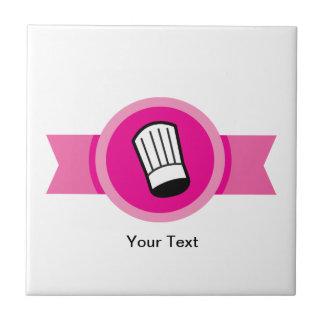 Chef, Baker Tile