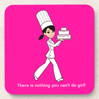 Chef Baking Themed Coasters