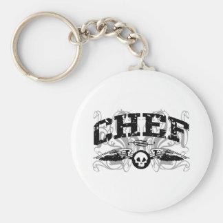 Chef Basic Round Button Keychain