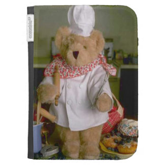 Chef bear kindle 3 covers