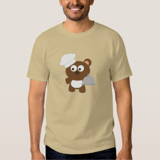 Chef Bear Tee Shirt
