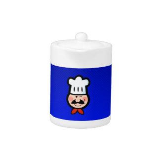 Chef; Blue