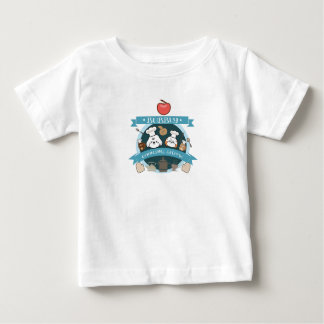 chef bubbly's cooking show baby T-Shirt