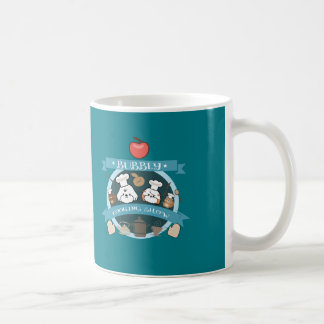 chef bubbly's cooking show coffee mug