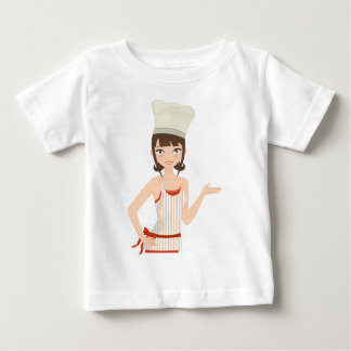 Chef bust baby T-Shirt