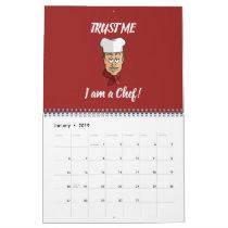 Chef Calendar