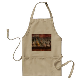 Chef - Caramel apples for sale Adult Apron