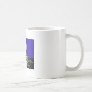 Chef City Classic White Coffee Mug