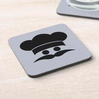 CHEF coasters