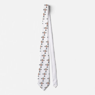 Chef Cook Cartoon Character Mascot Tie