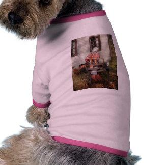 Chef - Coring Apples Dog Shirt