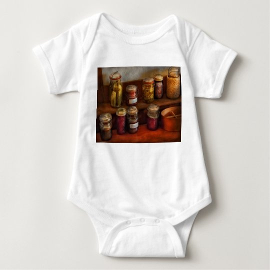 Chef - Country - Preserving History Baby Bodysuit