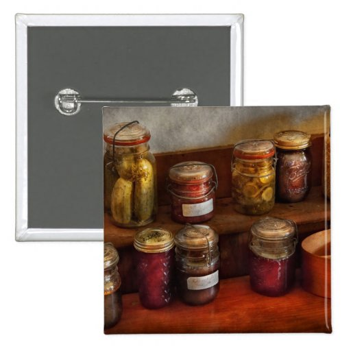 Chef - Country - Preserving History Buttons
