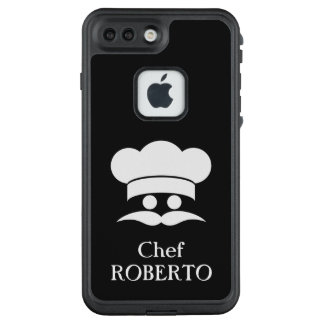 CHEF custom name & color waterproof cases
