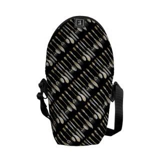 cutlery bags handbags zazzle. Black Bedroom Furniture Sets. Home Design Ideas
