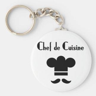 Chef de Cuisine Llavero