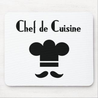 Chef de Cuisine Tapetes De Ratones