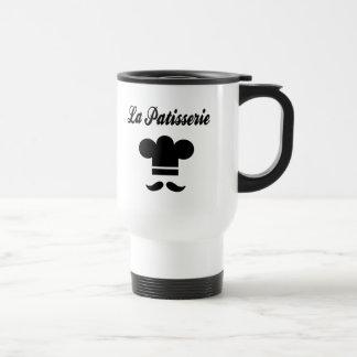 Chef de repostería del Patisserie del La Taza De Café