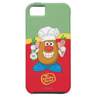 Chef de Sr. Potato iPhone 5 Funda