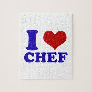 chef design jigsaw puzzle