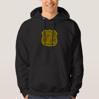 Chef Drinking League Hooded Pullover
