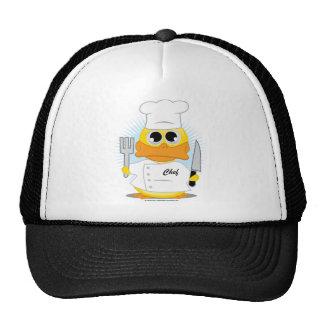 Chef Duck Trucker Hat