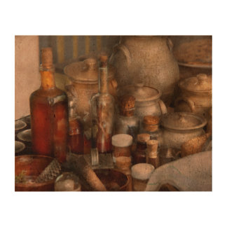 Chef - First class ingredients Photo Cork Paper