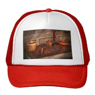 Chef - Food - Equipment for making Latkes Hats