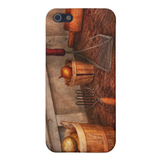 Chef - Food - Equipment for making Latkes iPhone 5 Cover