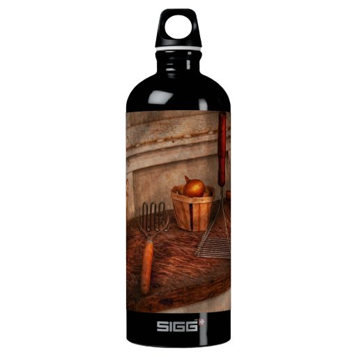 Chef - Food - Equipment for making Latkes SIGG Traveler 1.0L Water Bottle