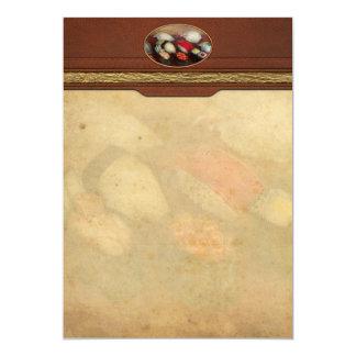 Chef - Food - Oh, I had sushi last night Card