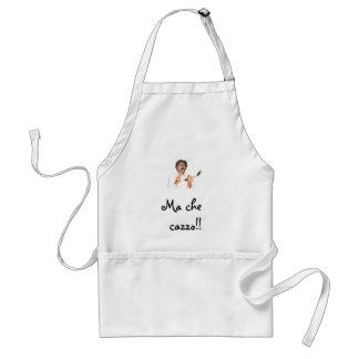 Chef Francesco - The apron