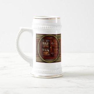 Chef - Fridge - The ice chest Beer Stein